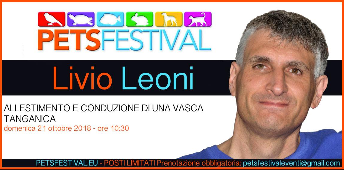 Livio Leoni ci parla degli acquari Tanganica, da non perdere al PetsFestival