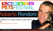 Roberto Rondoni ci parla degli acquari Malawi, da non perdere al PetsFestival