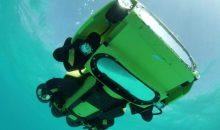 RangerBot il drone che proteggerà la grande barriera corallina dalla stella marina che uccide i coralli