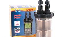 Sera PrefiX Filter – un filtro per aumentare il volume dell'acquario