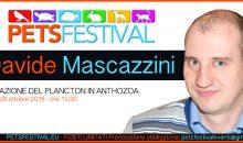 Davide Mascazzini al PetsFestival parlerà della predazione di fitoplancton e zooplancton dei coralli
