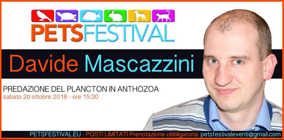 Davide Mascazzini:Predazione plancton in Anthozoa