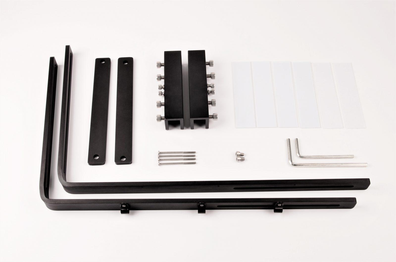 Sistema di aggancio a bordo vasca Orphek arm mounting kit