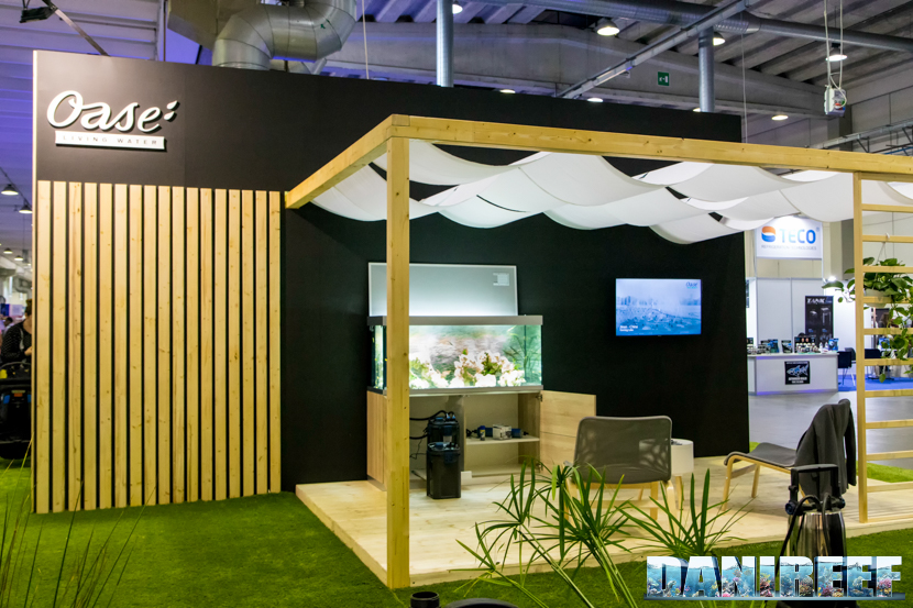 Lo stand Oase Living Water al PetsFestival 2018
