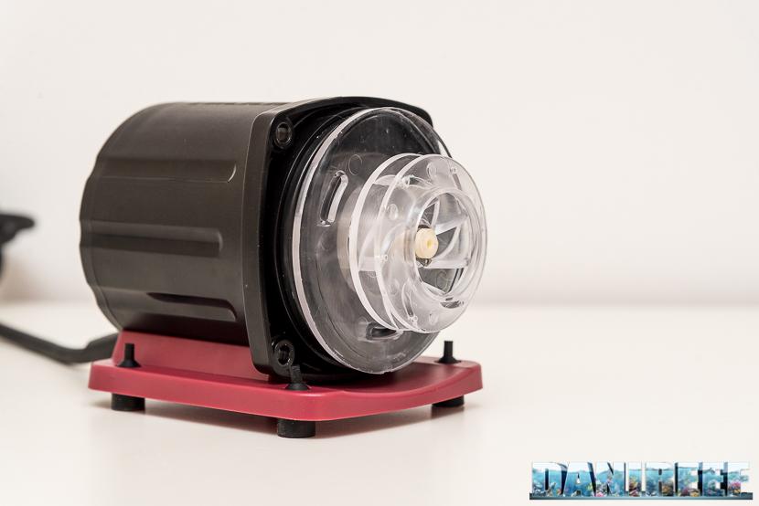 Pompa di risalita Hydor seltz D 6000 - vista della girante