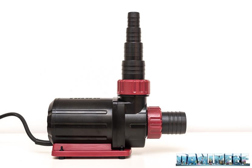 Pompa di risalita hydor seltz D 12000 - efficienza allo stato brado