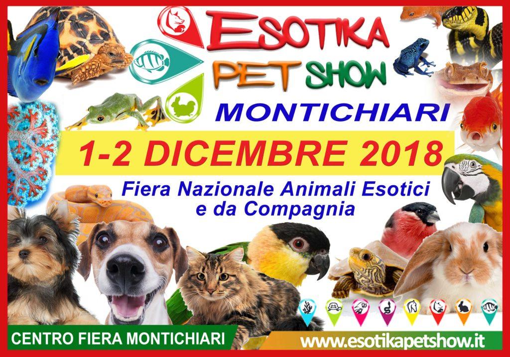 Esotika Brescia 2018 questo fine settimana, 1-2 dicembre