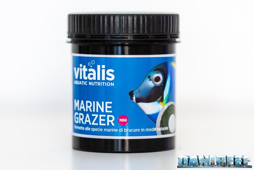 Vitalis Marine Grazer Mini - confezione