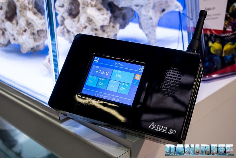 Aqua Go il controller per acquari dolci e marini finalmente in vendita