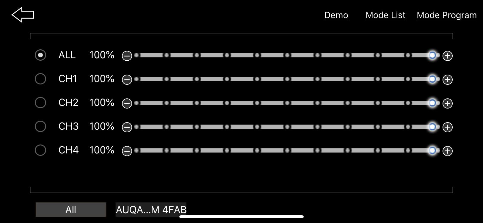 Orphek Atlantik V4: la programmazione veloce