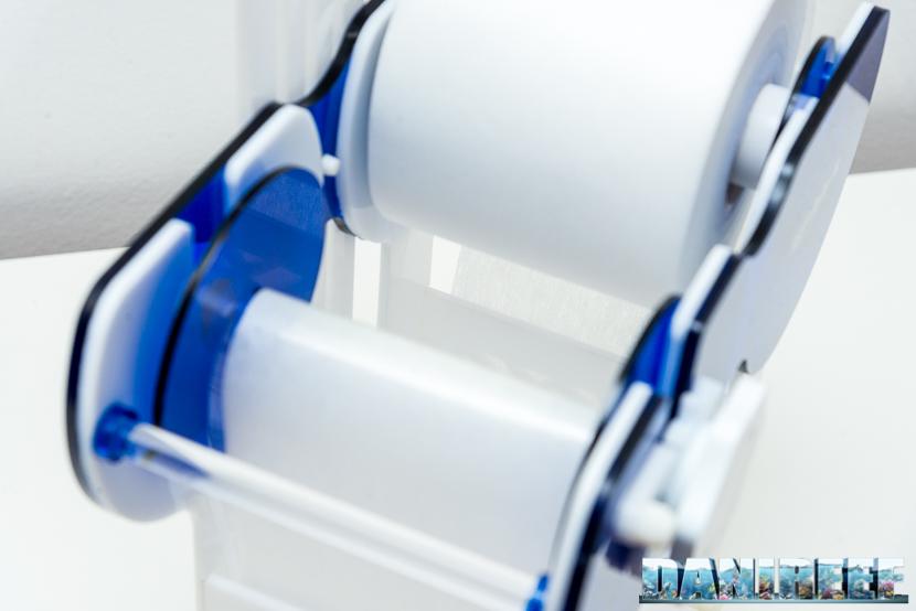 Reef Roller - il filtro a rulli di TMC - particolare