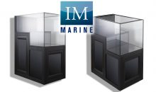 Nuvo INT 70 dell'Innovative Marine – un acquario a scarpata
