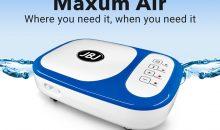 Maxum Air: anche l'americana JBJ presenta un areatore a batteria