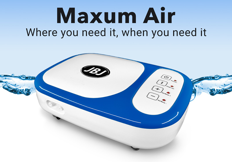 Areatore a batteria JBJ Maxum Air