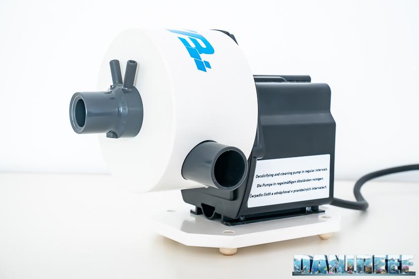 ATB Medium Size 25 - recensione dello schiumatoio da oltre 1300 l/h d'aria: pompa askoll