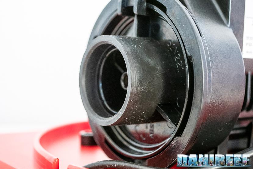 Red Sea RSK600 – La recensione dello schiumatoio senza manutenzione - particolare della pompa