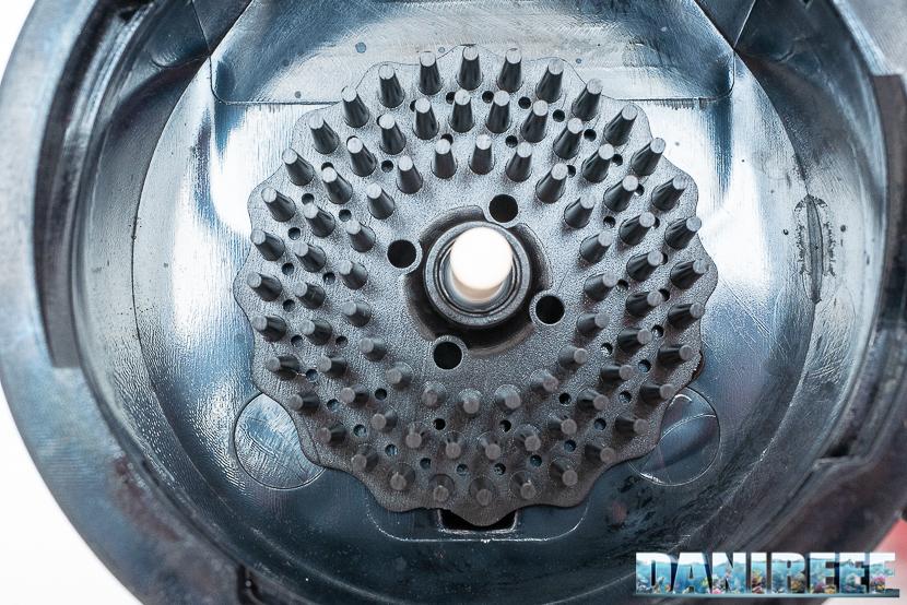 Red Sea RSK600 – La recensione dello schiumatoio senza manutenzione - particolare della girante della Sicce PSK 1000