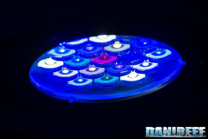 Plafoniera LED HM Electronics Cetus 2