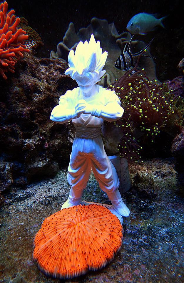 Portatalee a forma di Goku