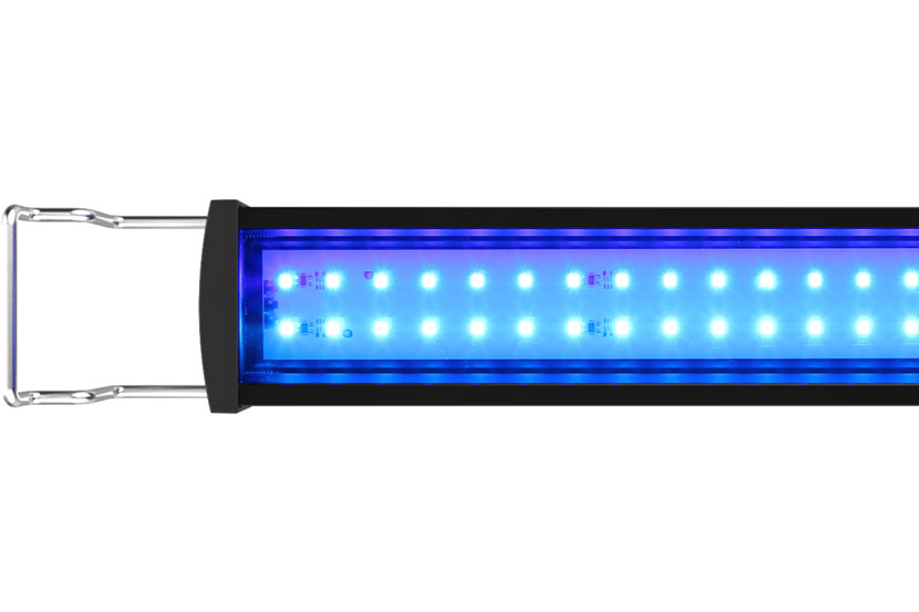 Plafoniera GHL Mitras Slimline Actinic Blue a LED
