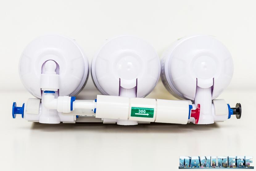 Impianto di osmosi inversa a sgancio rapido Aqpet Osmosy Twist