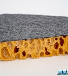 Dennerle Cleanator, the sponge for the glasses of your aquariums