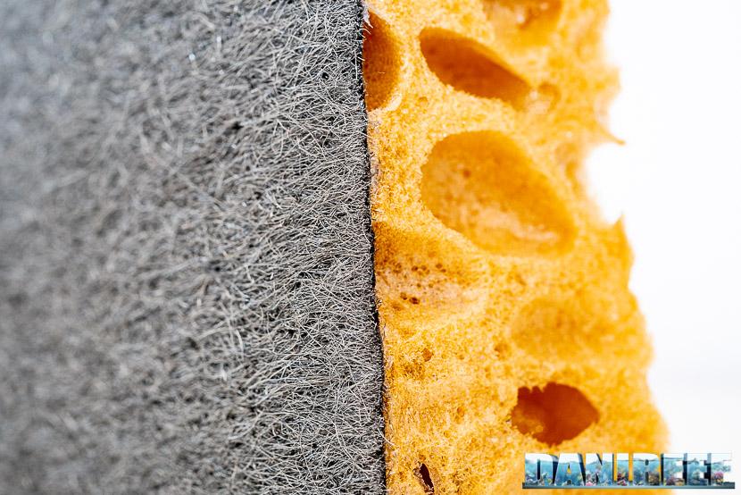 Dennerle Cleanator - spugna per la pulizia dei vetri degli acquari dolci e degli acquari marini