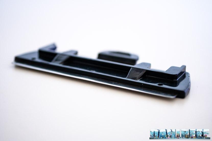 Whimar Magnet Scraper 4 - calamita puliscivetro per acquari dolci e marini: raschietto in metallo per vetri