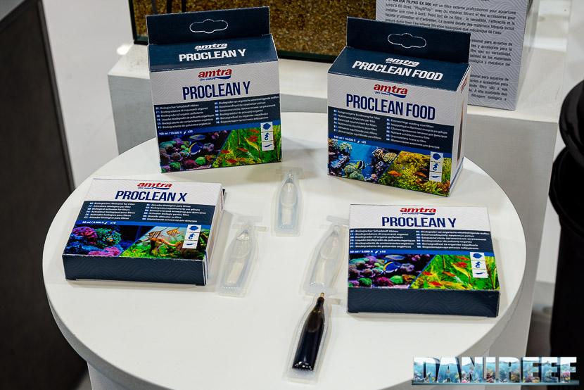 una linea nuova di batteri e di attivatori di ciclo batterico: Proclean Food, Proclean X e Proclean Y da AMTRA