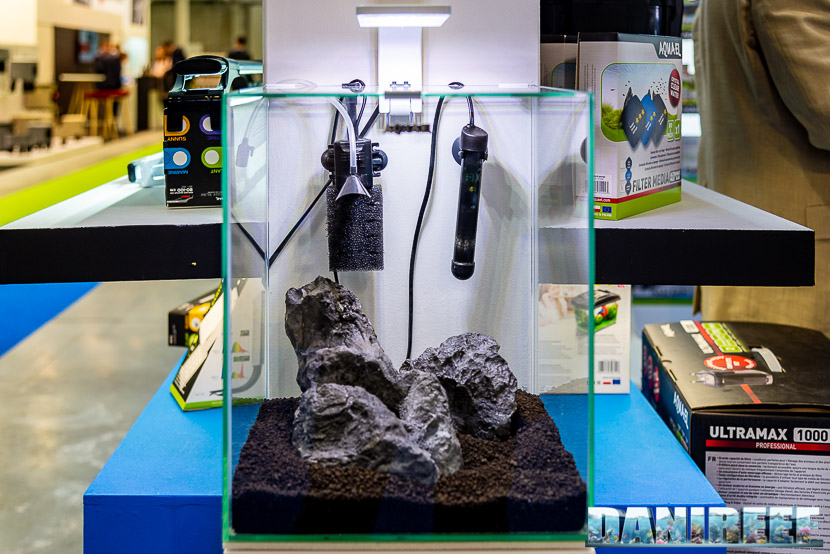 Zoomark 2019: Prodac distribuisce Aquael, qui il Shrimp Set Smart 2 - acquario per caridine
