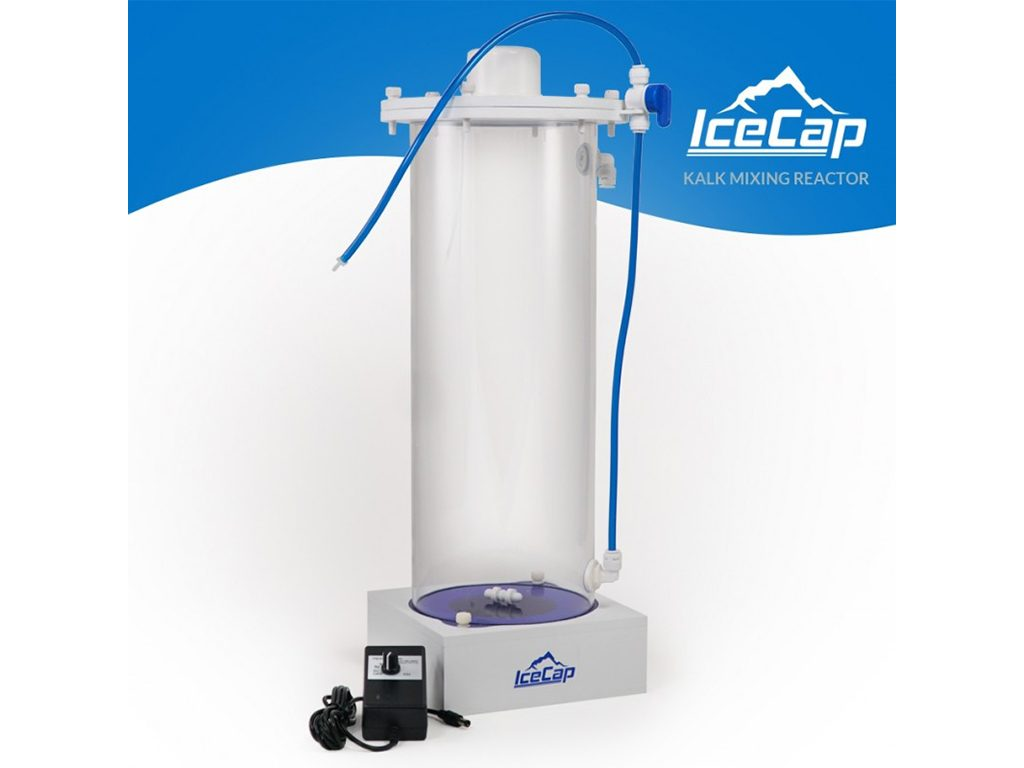 IceCap Kalk Mixing Reactor, reattore Kalkwasser di IceCap
