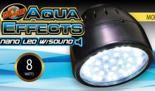 Faretto AquaEffects Nano LED finalmente una plafoniera che emette suoni