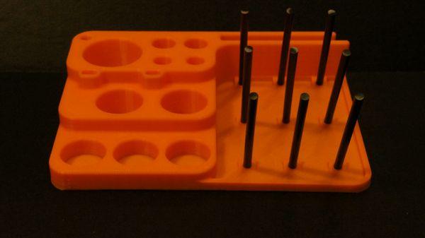 Supporti per attrezzatura stampati con stampante 3D