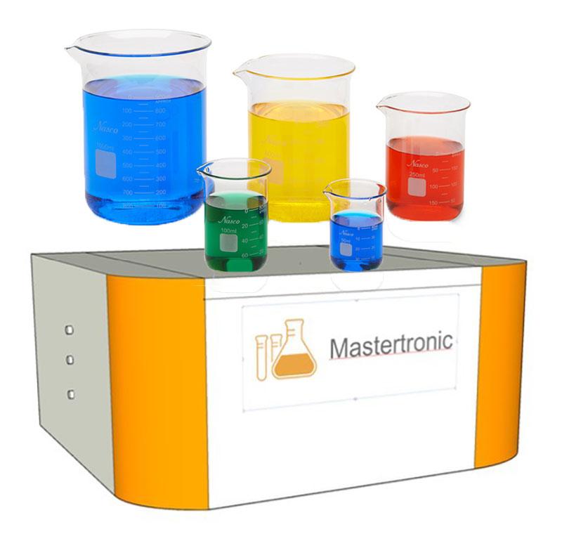 Mastertronic è la nuova proposta di Focustronic per misurare in automatico in acquario i valori di calcio, carbonati, magnesio, nitrati e fosfati