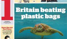 I sacchetti di plastica sono effettivamente diminuiti: focus in Inghilterra