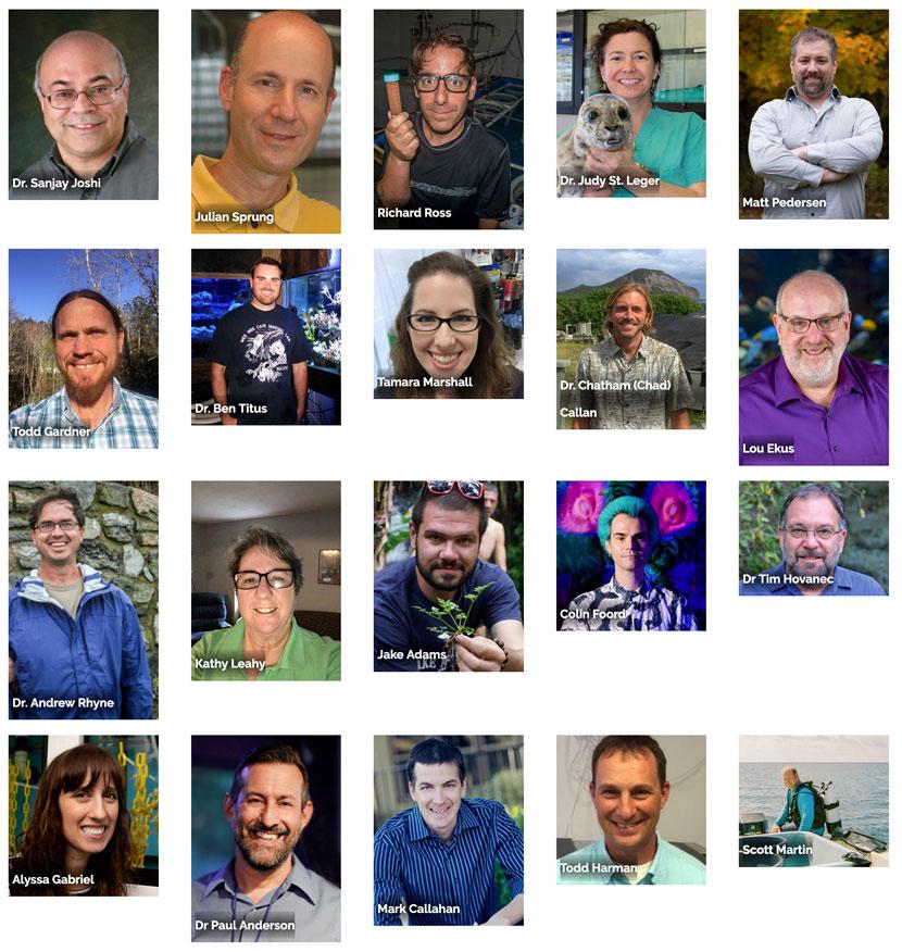 I relatori al Macna 2019 ad Orlando in Florida