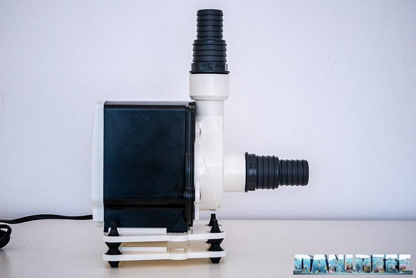 Rossmont presenta Riser Rx 5000, pompa di risalita regolabile - anteprima