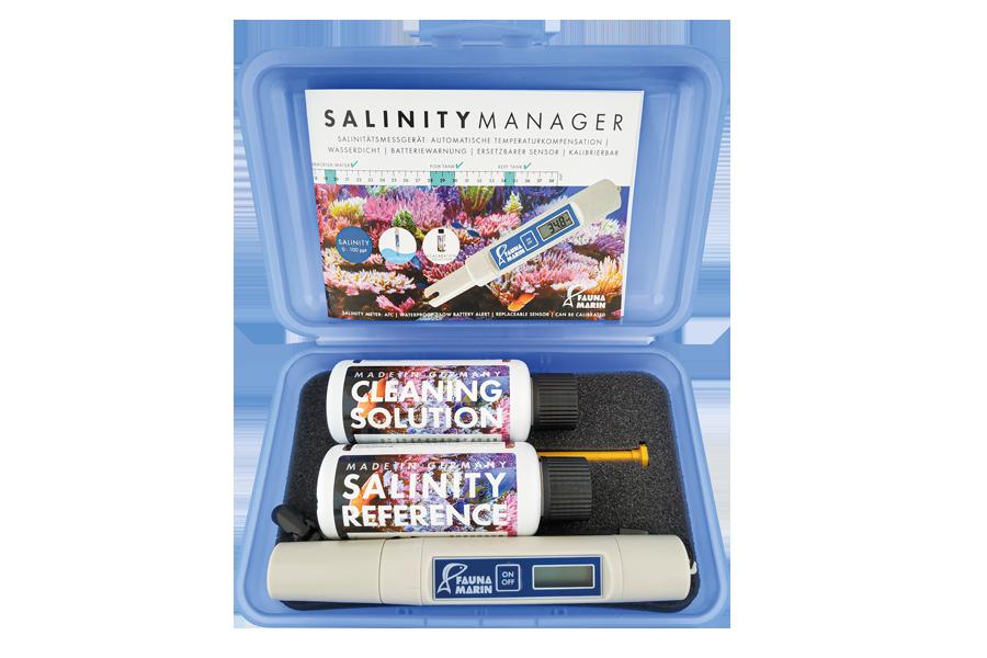 Fauna Marin Salinity Manager - tutto per misurare la salinità