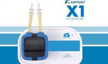 Una pompa dosatrice bluetooth: la Kamoer X1 Micropump