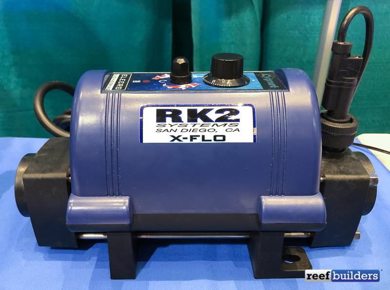 Il riscaldamento 2.0: XFLO presenta il riscaldatore in linea in titanio