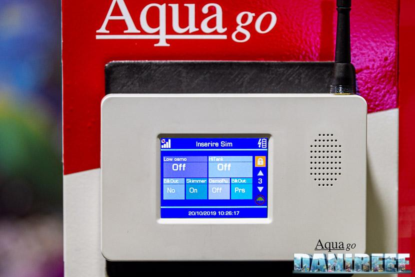 Aqua Go: il computer per acquari da 299 euro è finalmente realtà: display