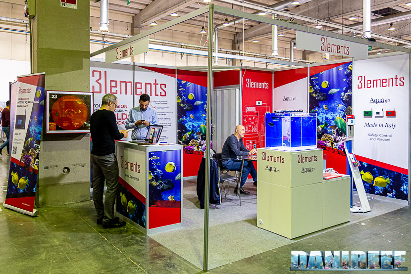 Stand 3lements - PetsFestival 2019