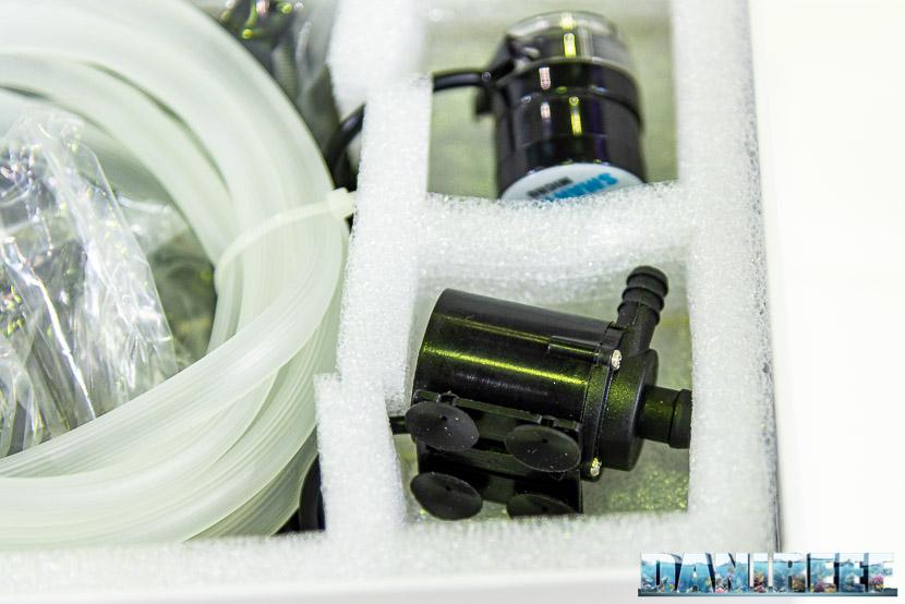 Aquariatech al PetsFestival per la prima volta con tanti nuovi prodotti - osmoregolatore smartato in dettaglio