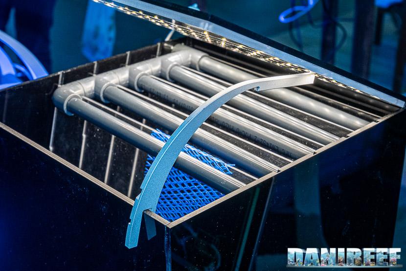 Aquascaping store propone le nuove lampade Desac ed un interessante filtro ad alghe