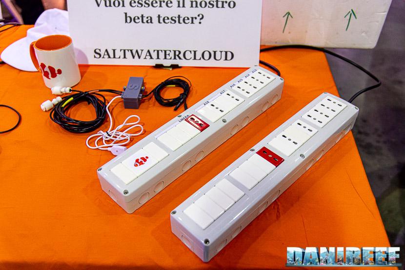Saltwatercloud aggiorna il proprio computer per acquario diventando wireless