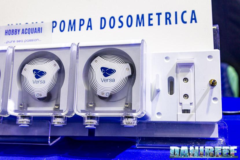 PetsFestival 2019 a Piacenza Expo: pompe dosometriche ecotech marine versa