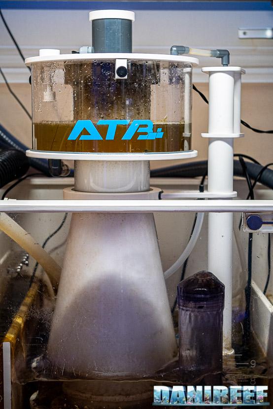 ATB Medium Size 25 - recensione dello schiumatoio da oltre 1300 l/h d'aria