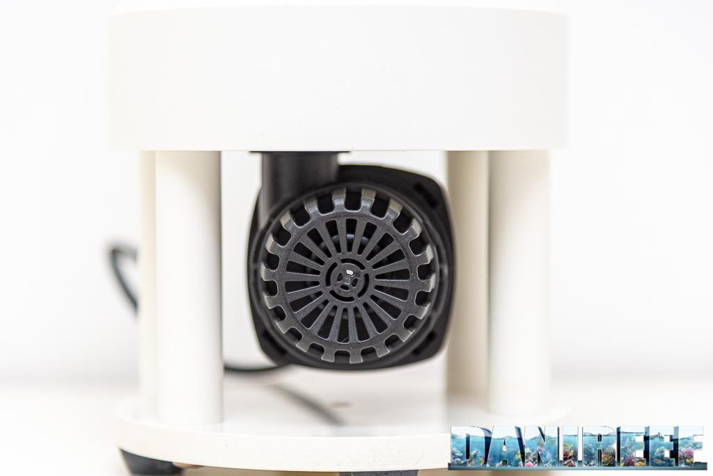 Letto Fluido UltraReef Uff-003 a tracimazione con pompa regolabile in anteprima