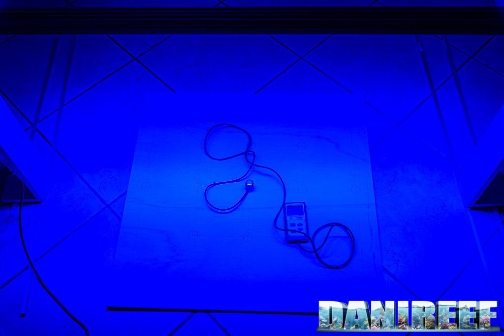 Le barre a LED Orphek OR2 Blue Plus testate a fondo nel DaniReef LAB