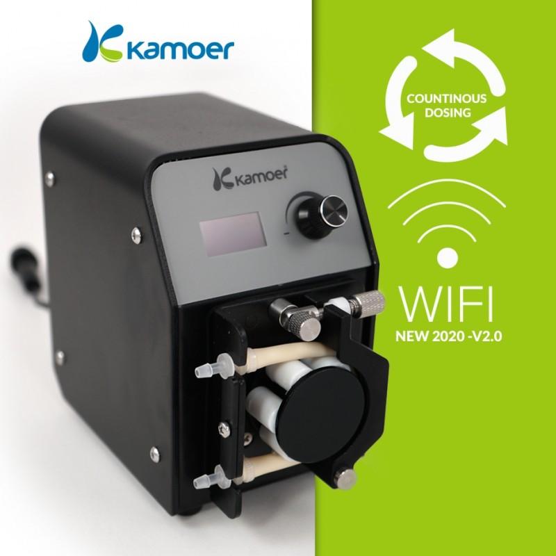 Kamoer presenta una nuova pompa peristaltica: la FX-STP2